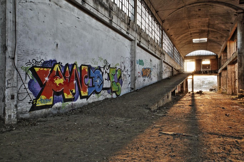 Ex Area Zanussi Conegliano
