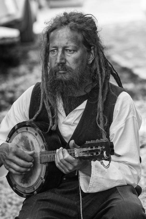 Suonatore di Banjo