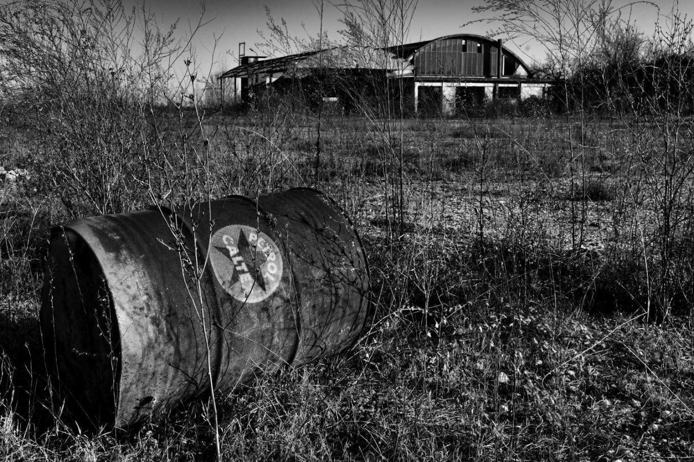 Vecchio magazzino abbandonato Susegana
