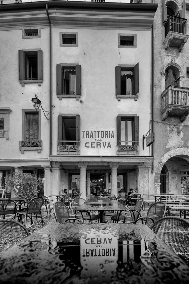 Trattoria alla Cerva Vittorio Veneto.