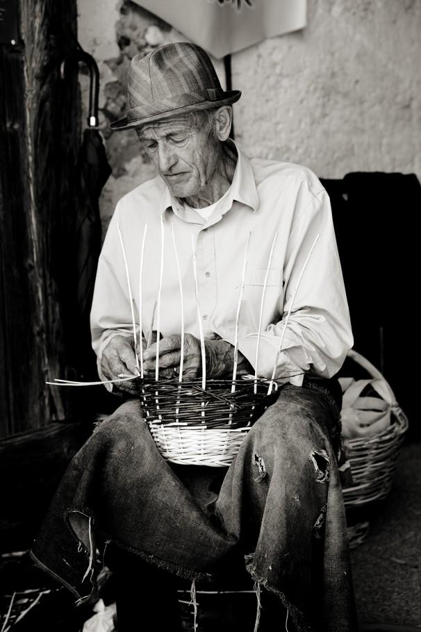 Il vecchio impagliatore