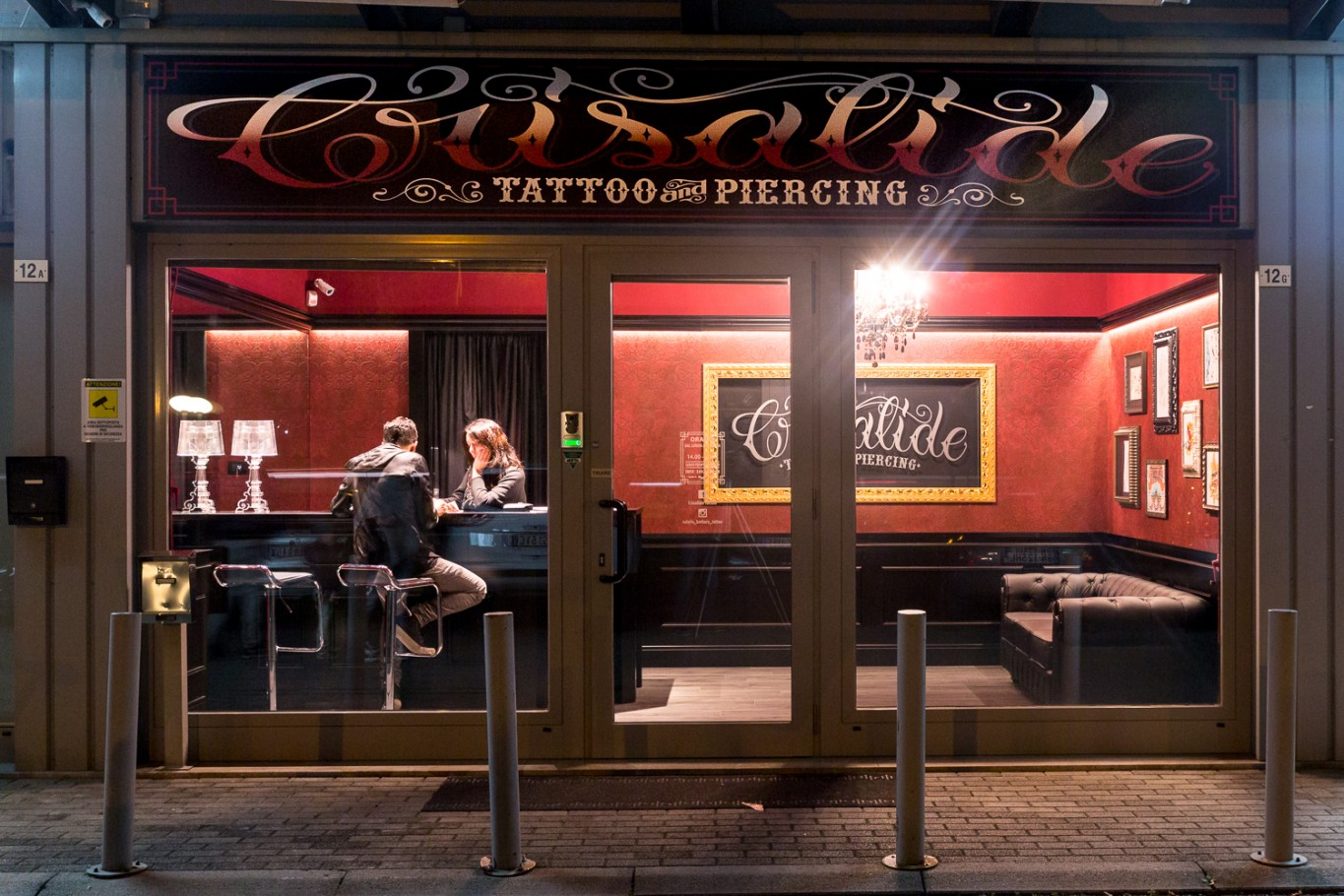 Crisalide Tattoo, omaggio a Edward Hopper