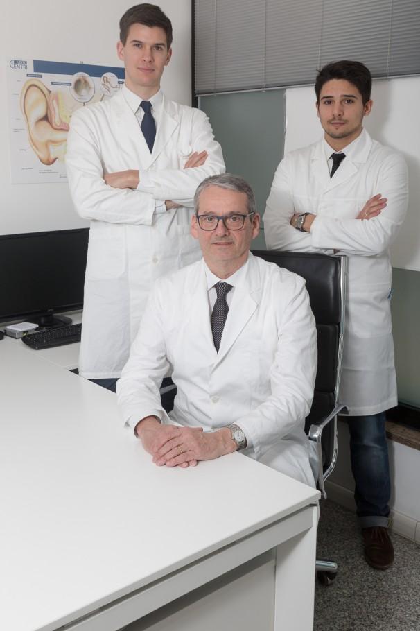 Centri Udito, Dott. Paolo Scagnet ed i suoi collaboratori