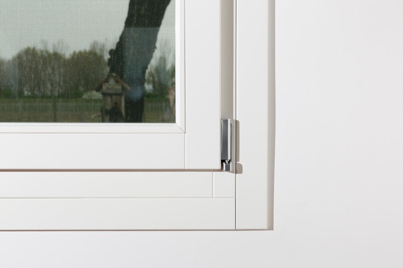 Serramenti Barazza, finestra: particolare