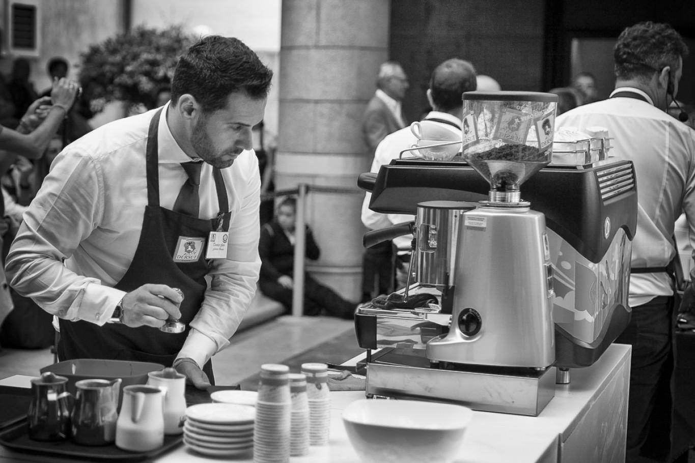 Dersut Caffè evento in Corte delle Rose a Conegliano